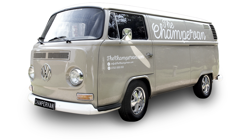 Mobile Champagne and Prosecco Bar Hire